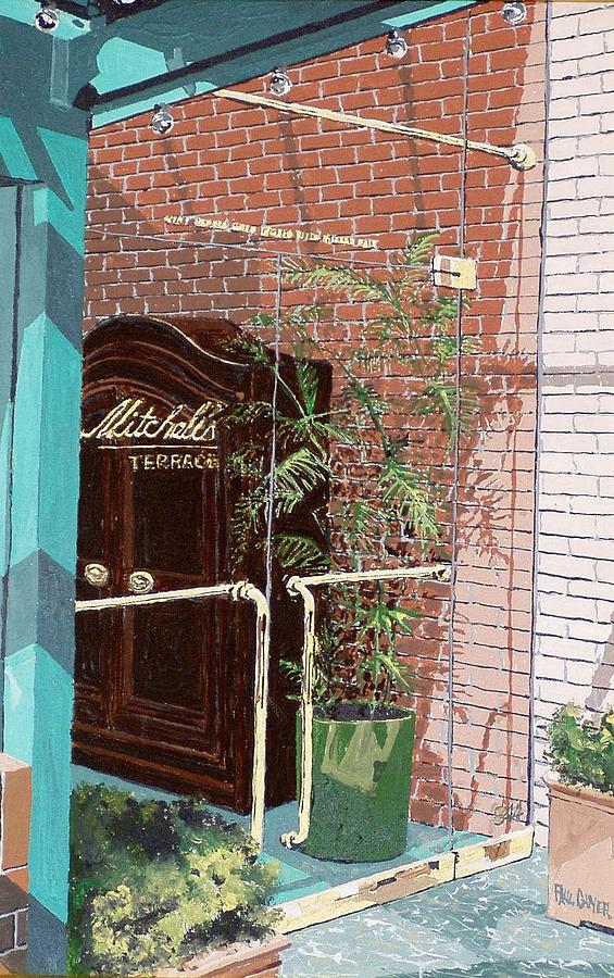 Sacramento Painting - Mitchells by Paul Guyer