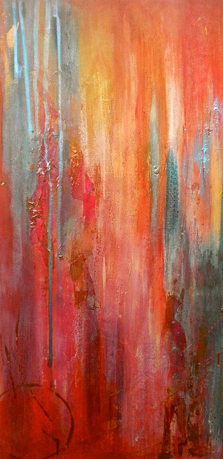 Mixed Emotions Painting - Mixed Emotions by Debi Starr