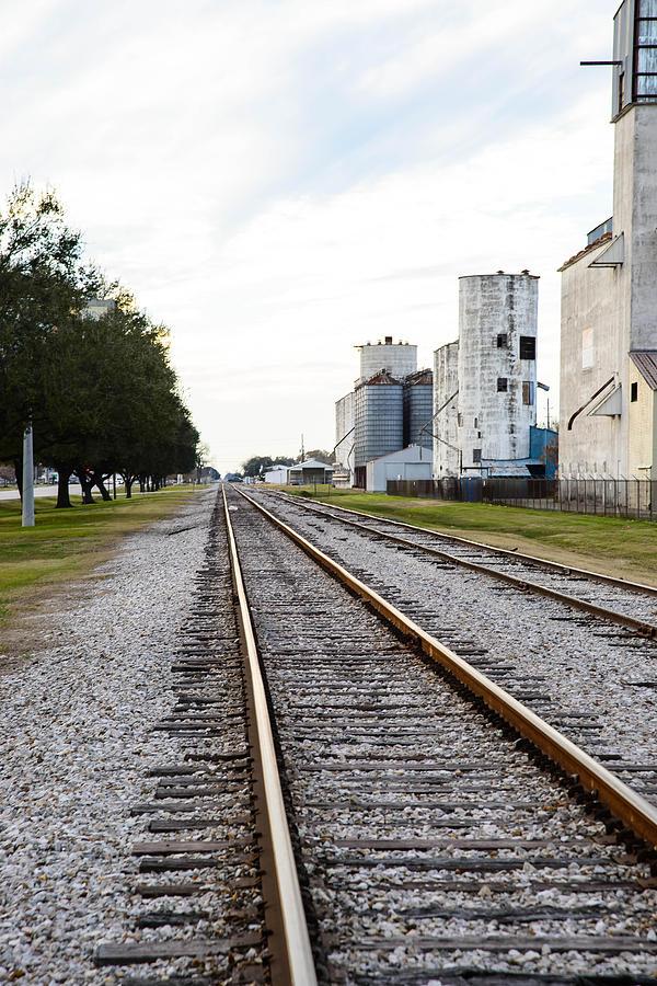 Katy Photograph - Mkt Rail by Teresa Blanton