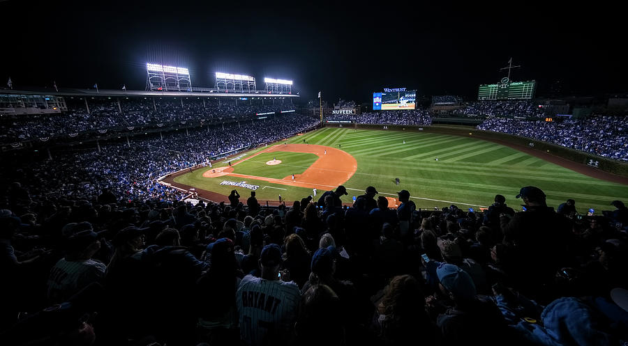 Mlb Oct 29 World Series - Game 4 - Photograph by Icon Sportswire