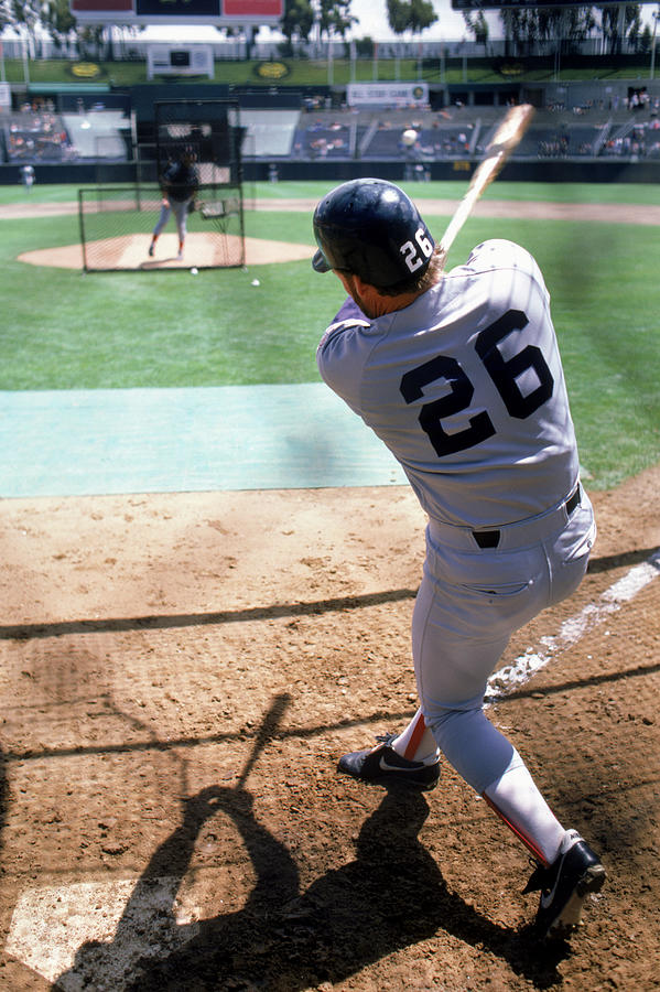 Mlb Photos Archive Photograph by Michael Zagaris
