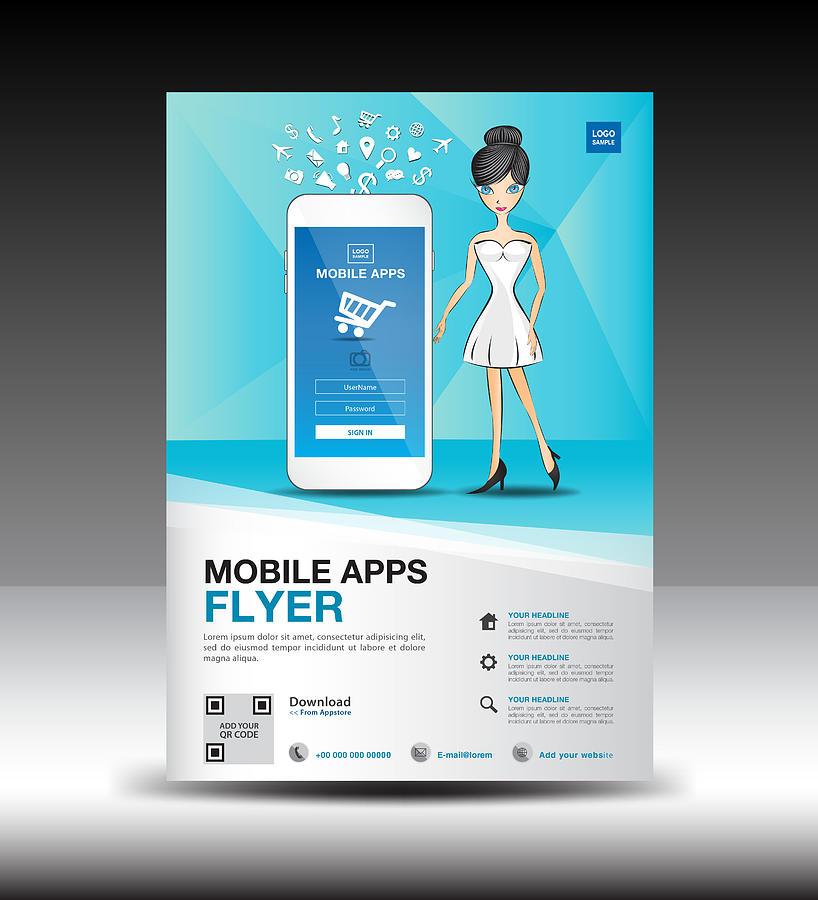 Application Poster Design