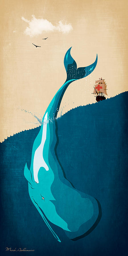 moby dick artist