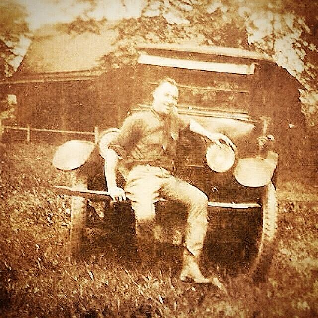 Model A Photograph - Model A by Beth Williams