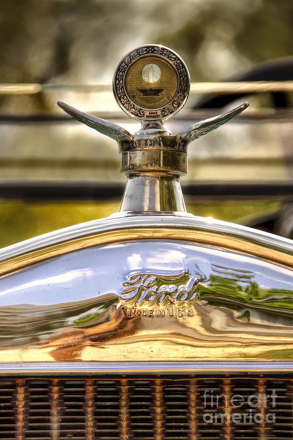 Model T Photograph by Margie Hurwich