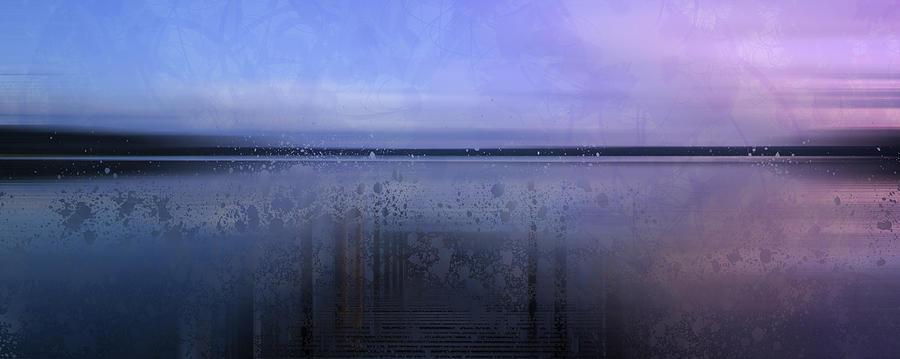 Finland Photograph - Modern-art Finland Beautiful Nature by Melanie Viola