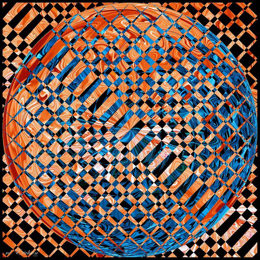 Modern Digital Art - Modern Art Iv by Roy Erickson