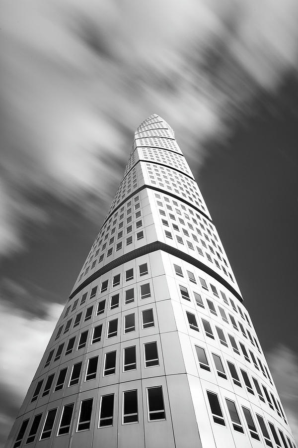 Turning Torso Photograph - Modern Sweden by Christian Lindsten