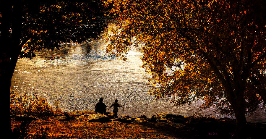 Fall Photograph - Moments To Remember by Bob Orsillo