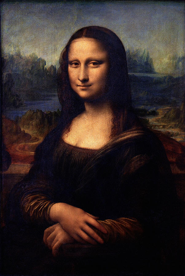 Mona Lisa Painting - Mona Lisa II by Karon Melillo DeVega