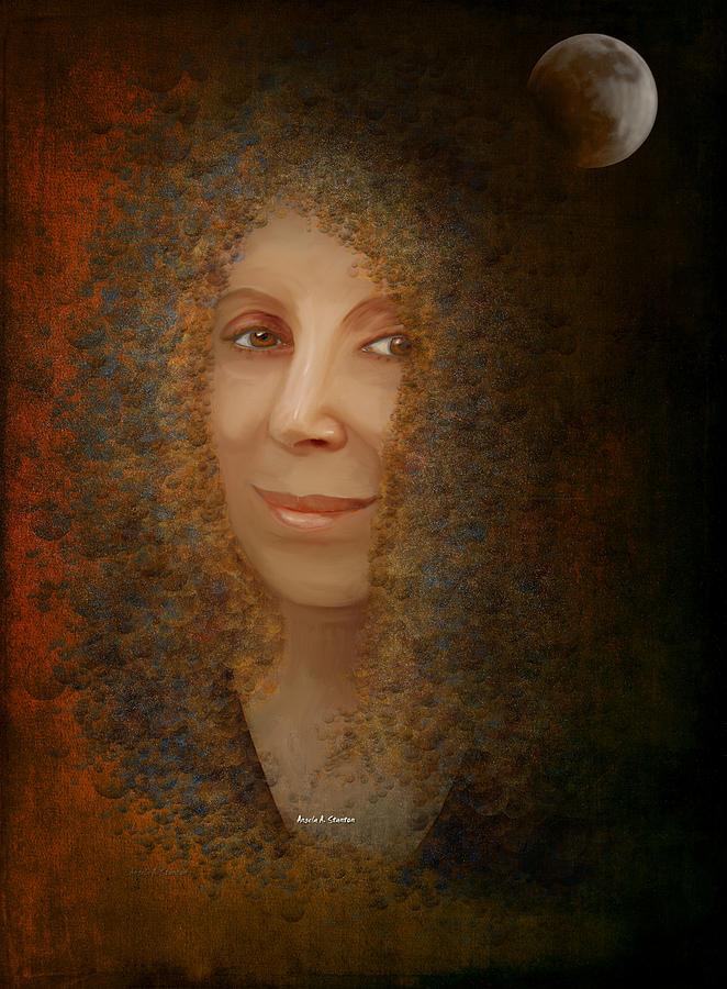 Mona Mia Painting