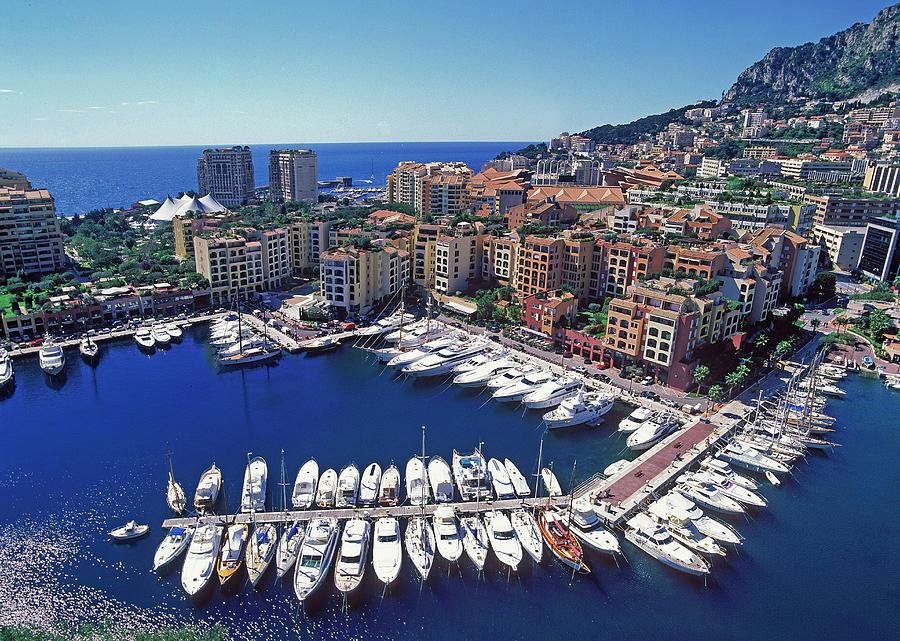 Monaco, La Condamine Photograph by Hans-peter Merten