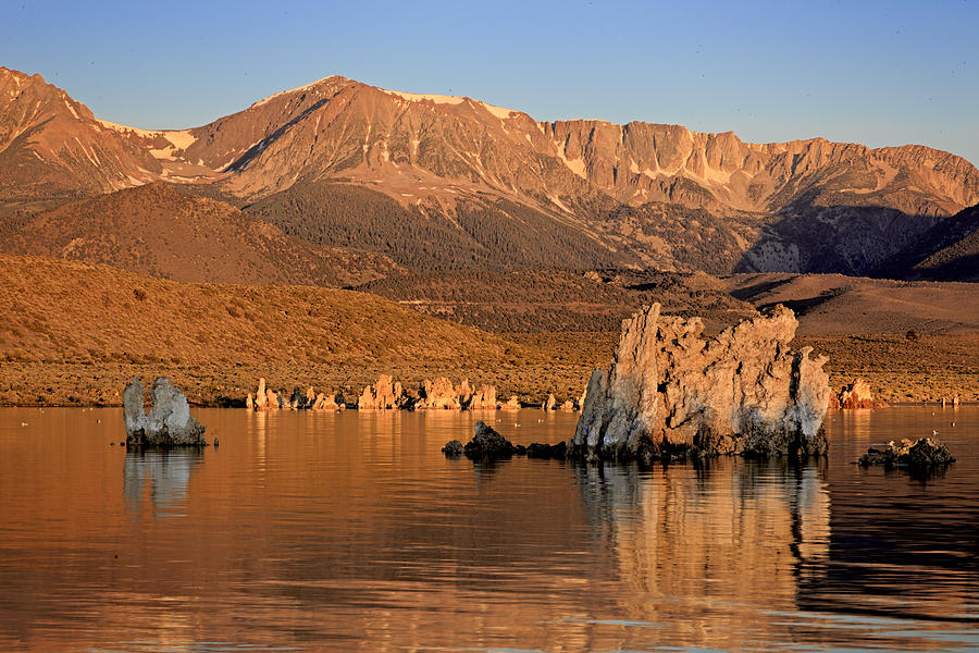 Mono Lake Sunrise 2012 Photograph