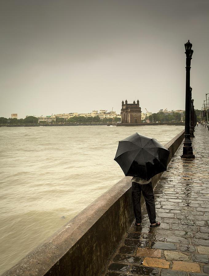 Monsoon In Mumbai Photograph by Frank Bunnik