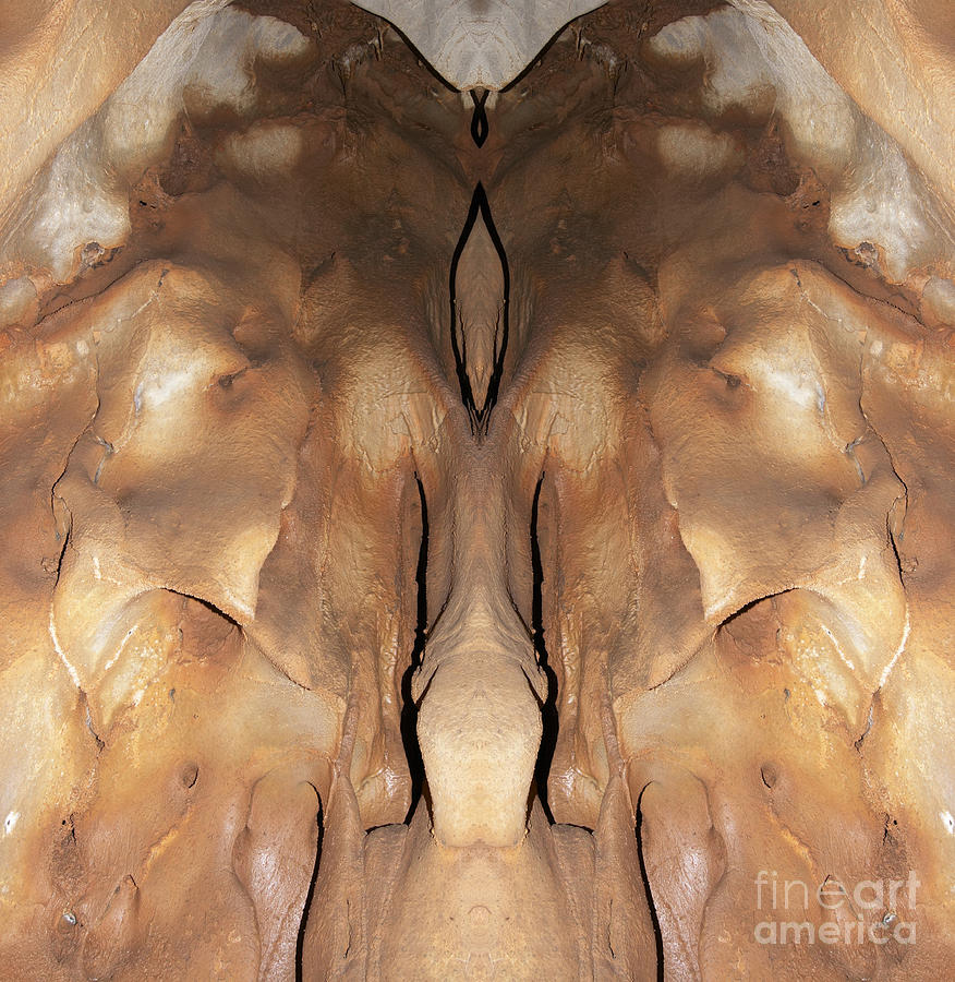 Demon Digital Art - Monster by Michal Boubin