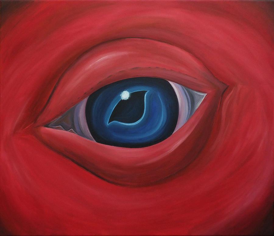 Monster Painting - Monstrosity by Sven Fischer