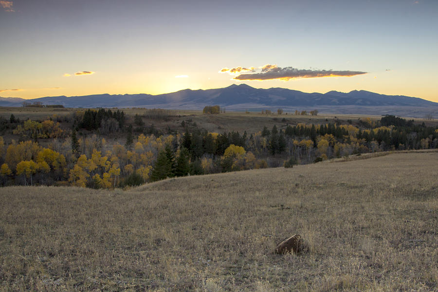 Landscapes Photograph - Montana Back Country by Dana Moyer
