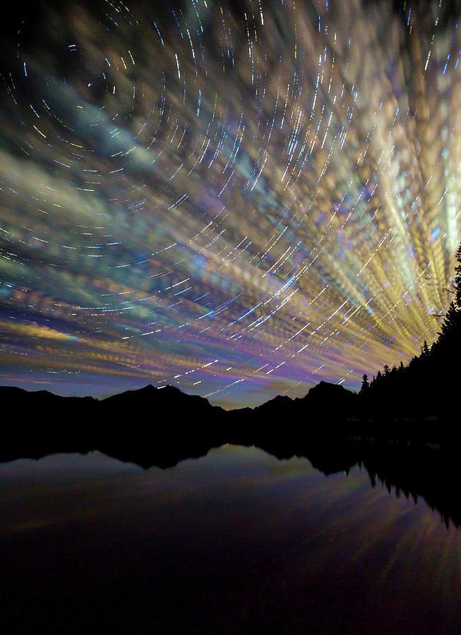 Montana Skies Photograph by Aaron Aldrich Fine Art
