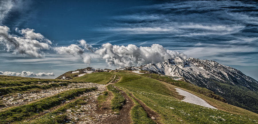 Monte Baldo Photograph