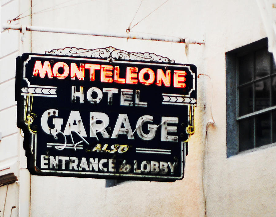 Monteleone Hotel by Val Stone Creager