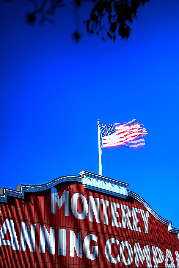 Monterey Canning Company 19875 Photograph