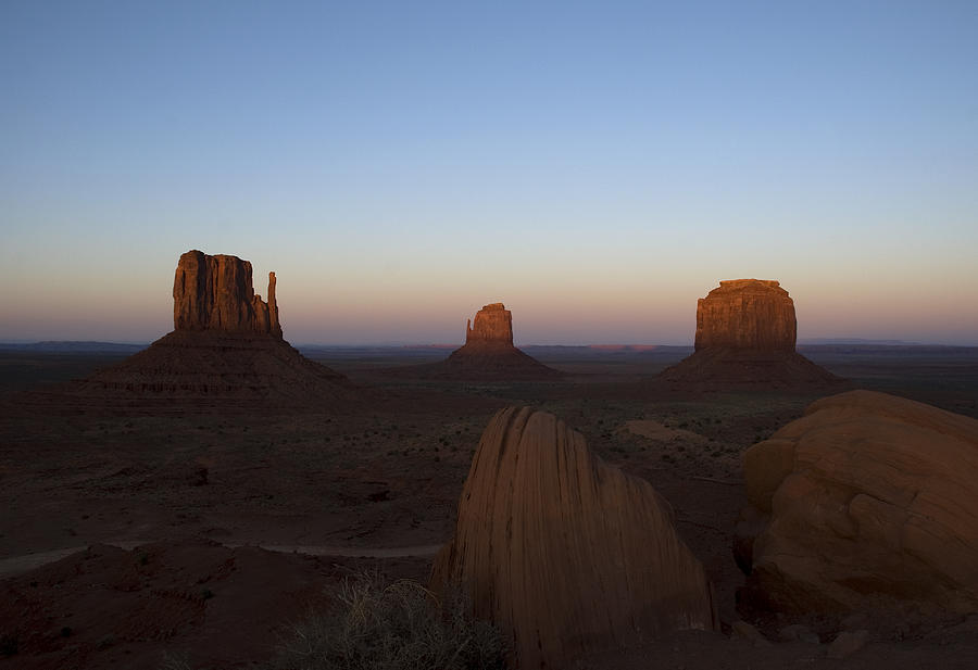 Monuments Photograph - Monument Valley by Jessica Wakefield