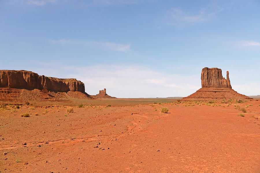 Monument Photograph - Monument Valley Navajo Tribal Park by Christine Till
