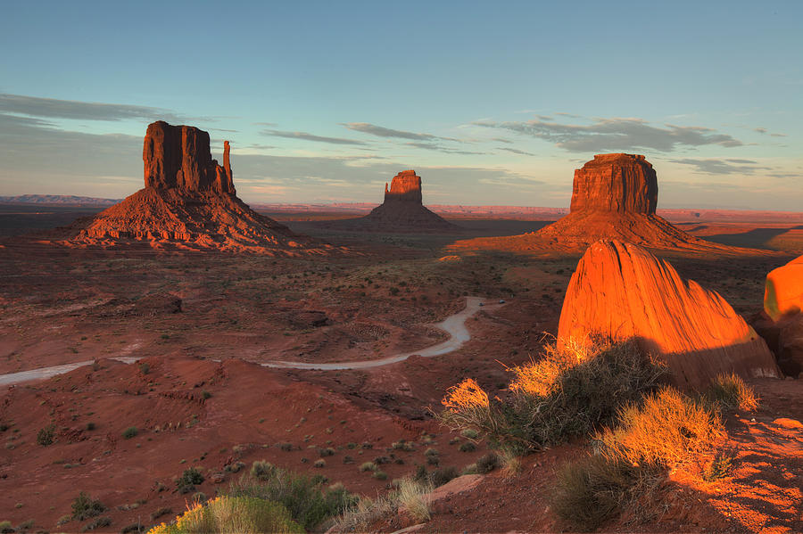 Monument Valley Photograph by Patrick Leitz