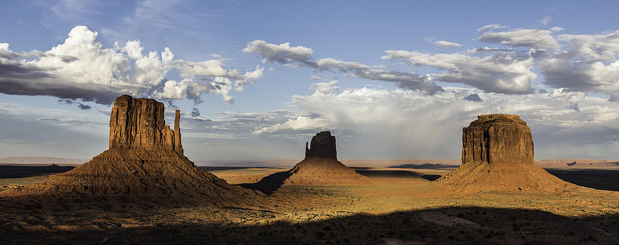 Monument Valley by Steve Williams