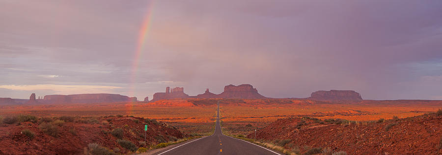 Monument Valley Photograph - Monumental Rarity by Tony Santo