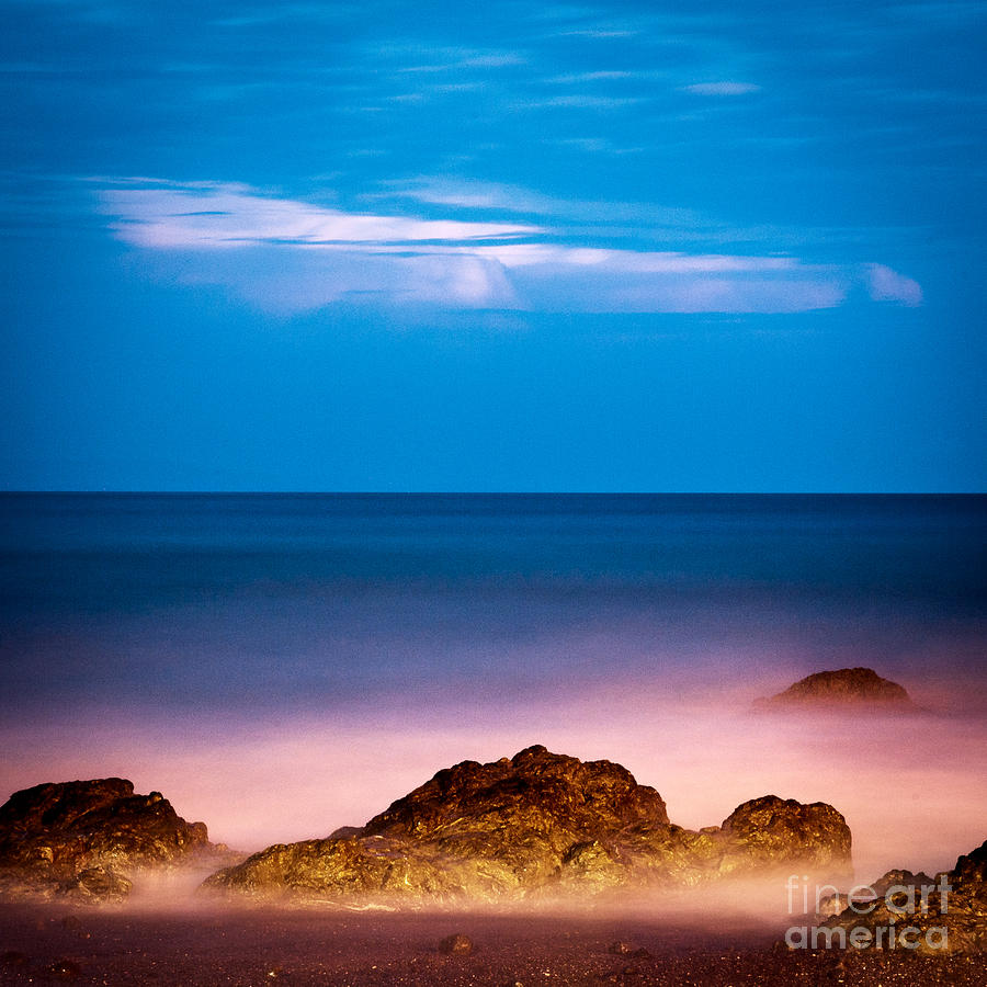Pacific Photograph - Monz-01 by Javier Ferrando