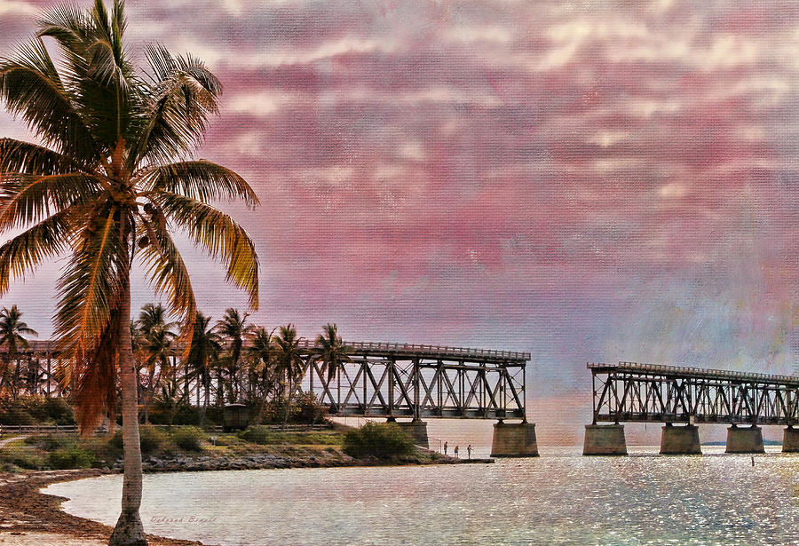 Florida Keys Photograph - Mood Of The Keys by Deborah Benoit