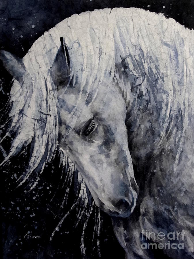 Moody Blues Painting