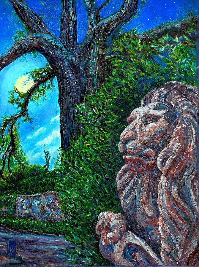 Moon in Leo by Linda J Bean