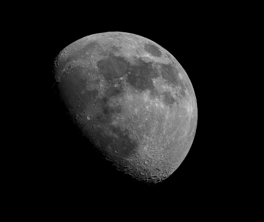Moon Phase Photograph