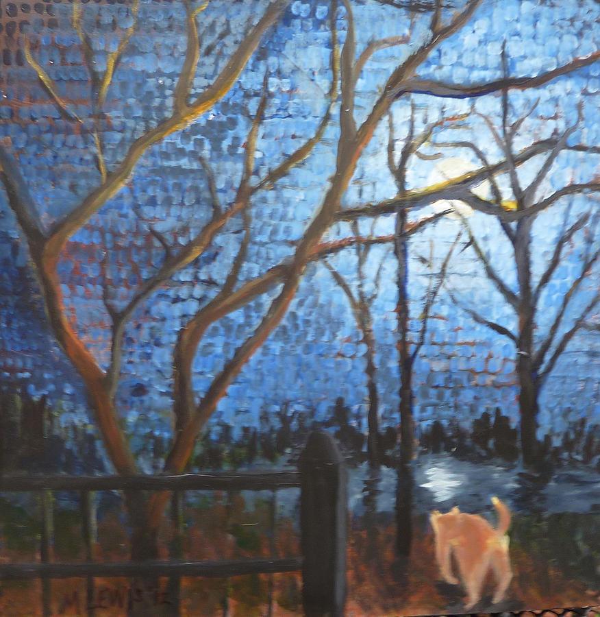 Moon Series 3 by Melanie Lewis