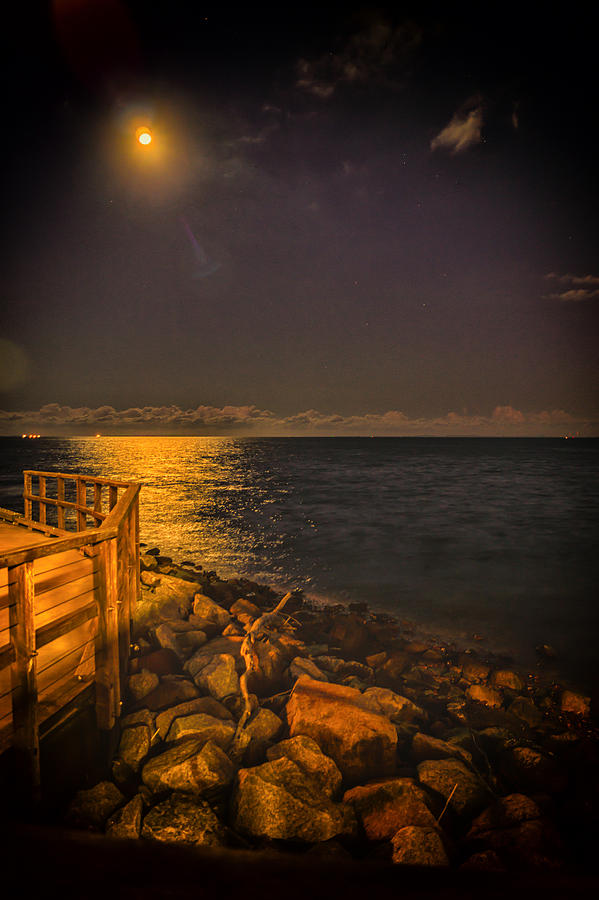 Moonlight by Peter Lombard
