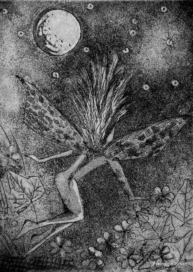Fairy Relief - Moonlit Path by Stacey Pilkington-Smith