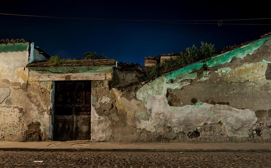 Old Photograph - Moonshine by Christian Santizo