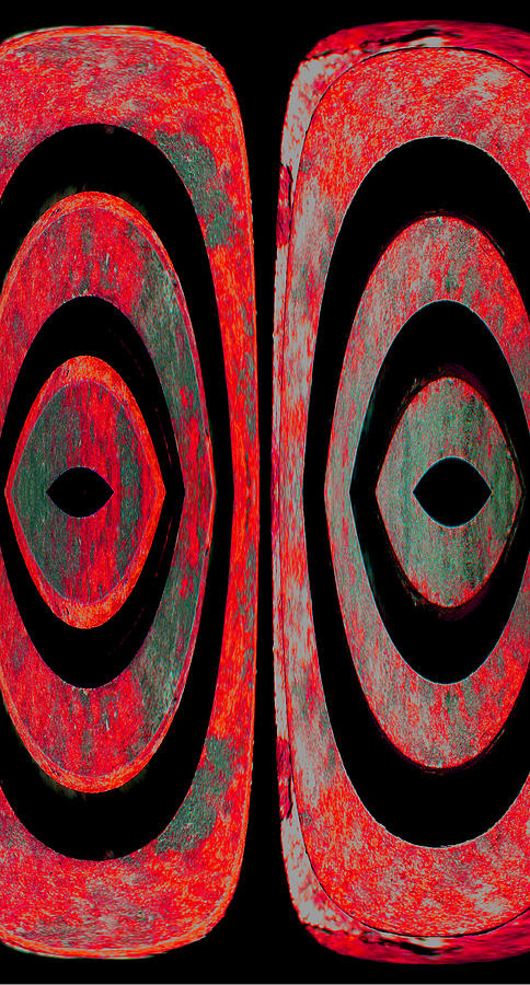 Abstract Creations Photograph - More Untitled 1a by Bruce Iorio
