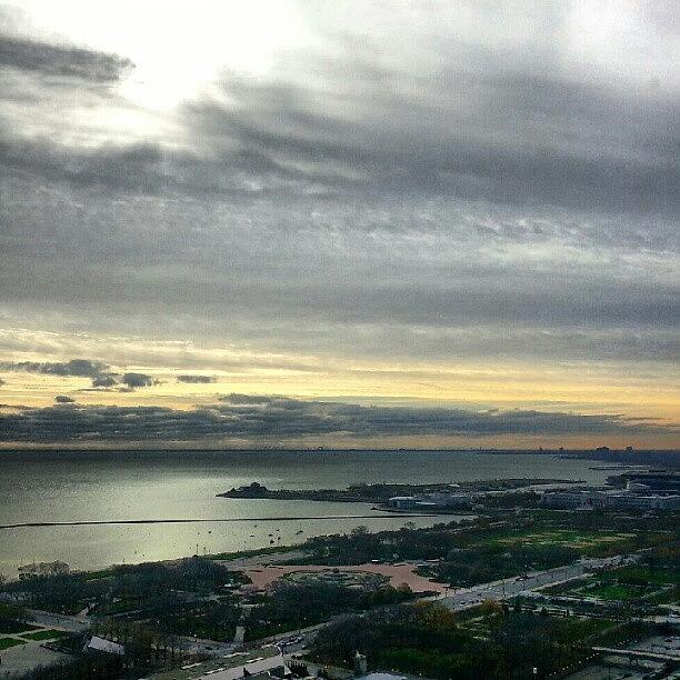 Lake Michigan Photograph - Mornin by Jill Tuinier