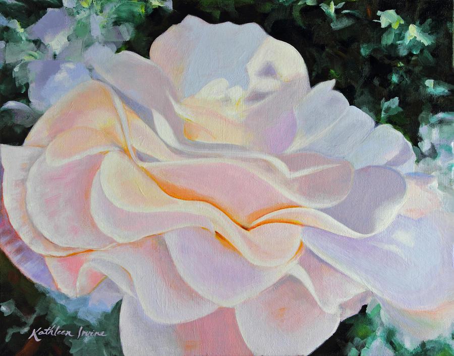 Morning Blossom by Kathleen Irvine