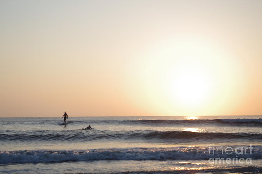 Sun Photograph - Morning Brakes by Thomas Chorbak