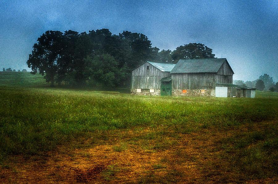 Morning Chores by Garvin Hunter