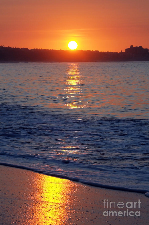 Sunrise Photograph - Morning Gold by Dan Holm