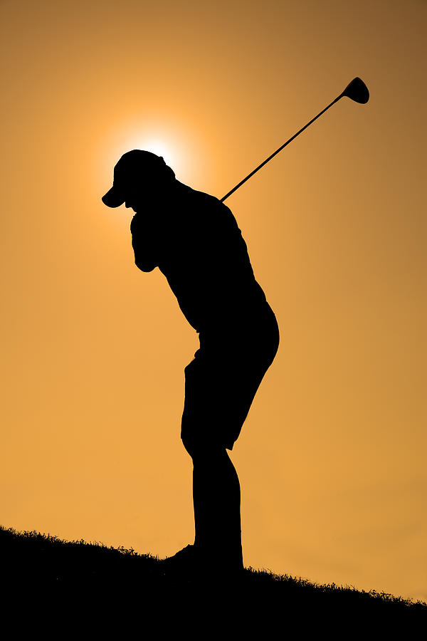 Morning Golf by Darren Patterson