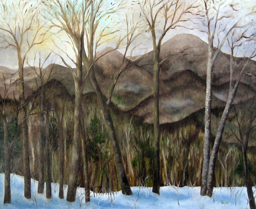 Morning in the North Country by FT McKinstry