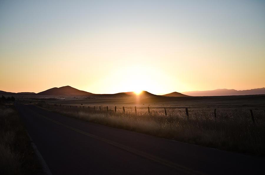 Sun Photograph - Morning Light by Swift Family