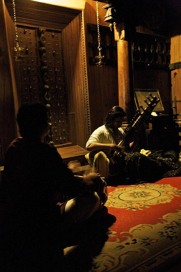 India Photograph - Morning Ragas by Lee Stickels