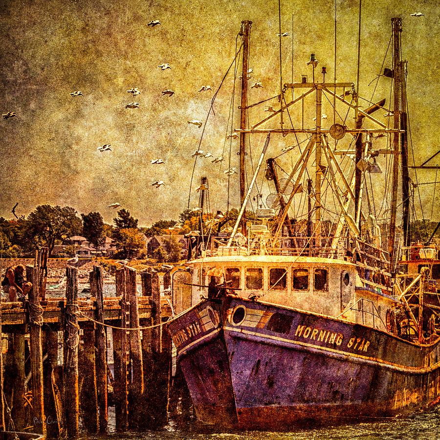 Ship Photograph - Morning Star by Bob Orsillo